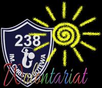 logo wolontariatu SP 238